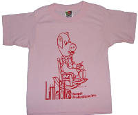 Pinky Poo Pig long sleeved T-shirt