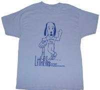 Wonder Dog T-Shirt