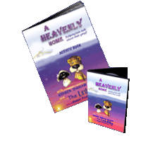 A Heavenly Home DVD and activity book